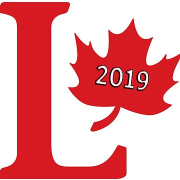 """Liberal Party """"L"""" logo for 2019 by Spacestuffplus"""