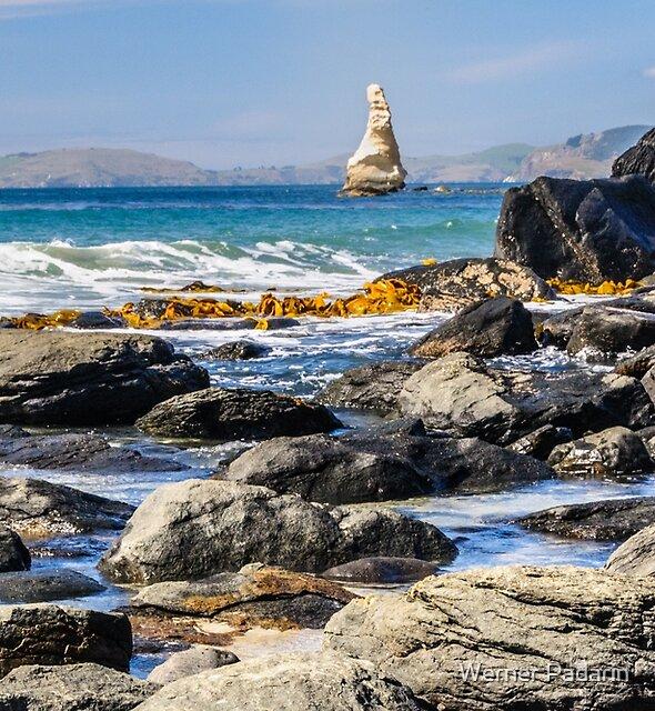 Karitane Coast 1 by Werner Padarin