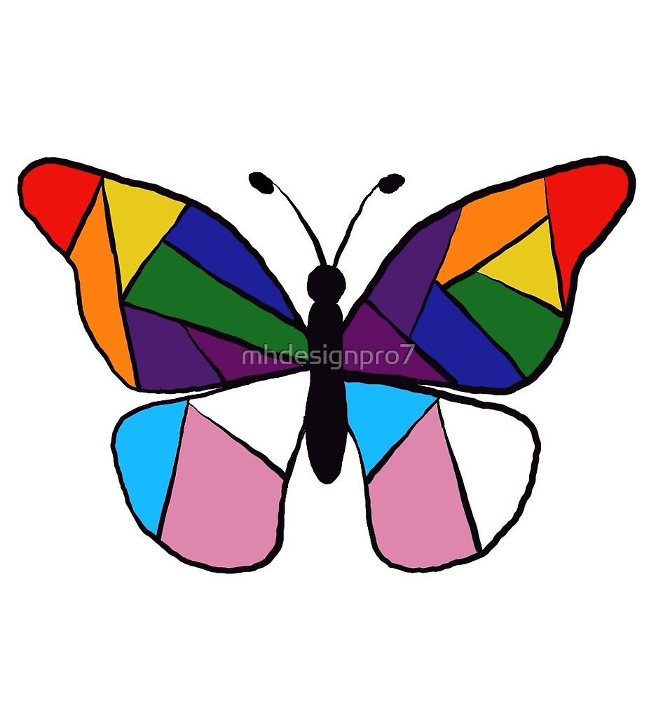LGBT Geo Pride by mhdesignpro7