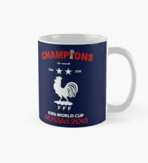 c5ca2f883 Champions du monde France 2018 World Cup Mug
