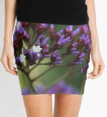 Flowers Mini Skirt