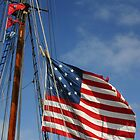 OLD GLORY by fsmitchellphoto