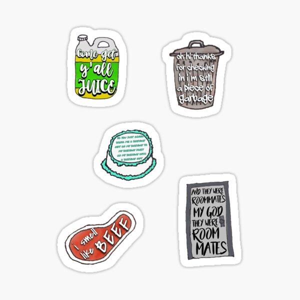 FIVE VINE STICKER PACK Sticker