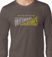 Unlimited Outdoors  Long Sleeve T-Shirt