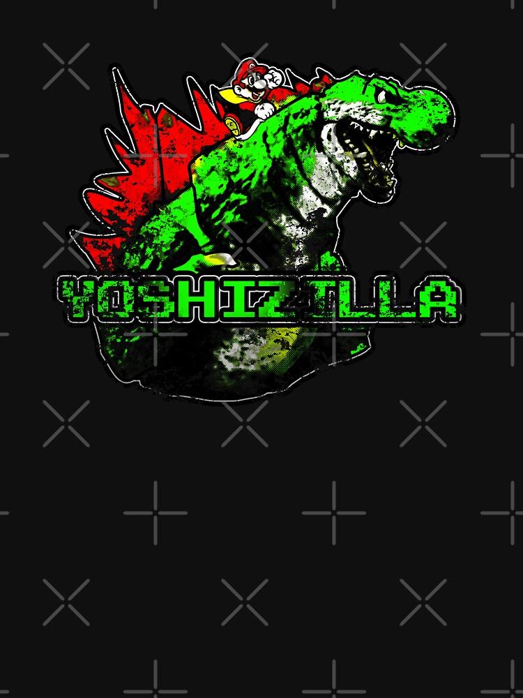 Yoshizilla by Rodmarck