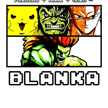 Blanka Fusion by Rodmarck