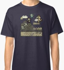 Mega Man Joins The Battle! Classic T-Shirt