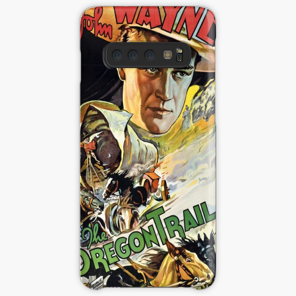 Vintage poster - The Oregon Trail Case & Skin for Samsung Galaxy