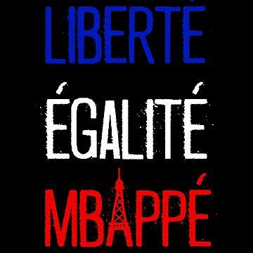 MBAPPÉ by wexler
