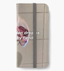 Lana Del Rey - Cherry 2 iPhone Wallet/Case/Skin