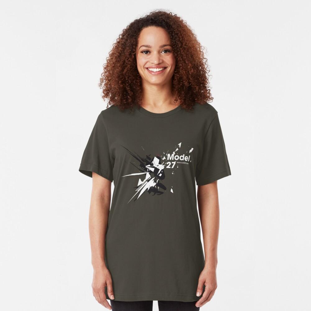 Model 27 /// Slim Fit T-Shirt