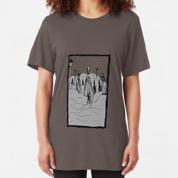 BY GASLIGHT Slim Fit T-Shirt