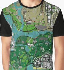 MAPS S.A. Graphic T-Shirt