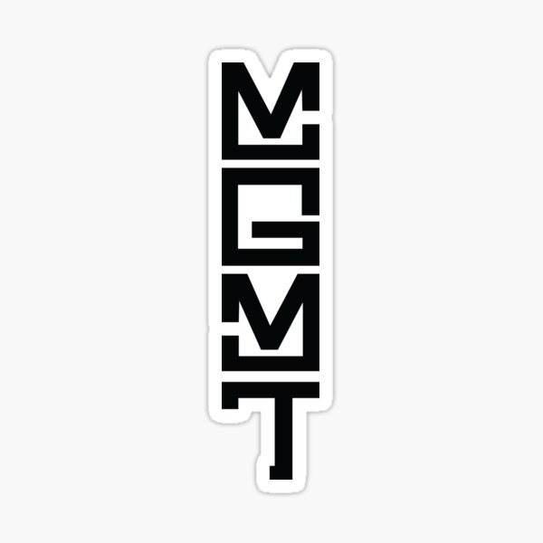 MGMT Sticker