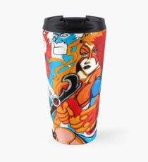 Thunder Cats On The Loose Classic Travel Mug