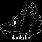 «Perro negro» de murkbone