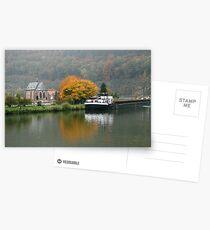 Neckar II (2008) Postcards