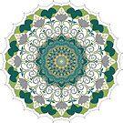 Regency Mandala by Juliet Chase