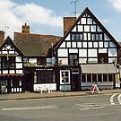 Ye Olde Anchor Inn and Restaurant by Mike Oxley