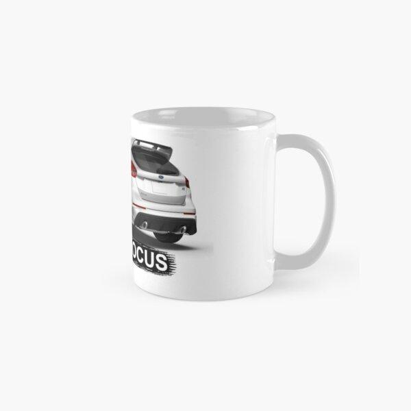 Ford Focus RS Funny Classic Mug