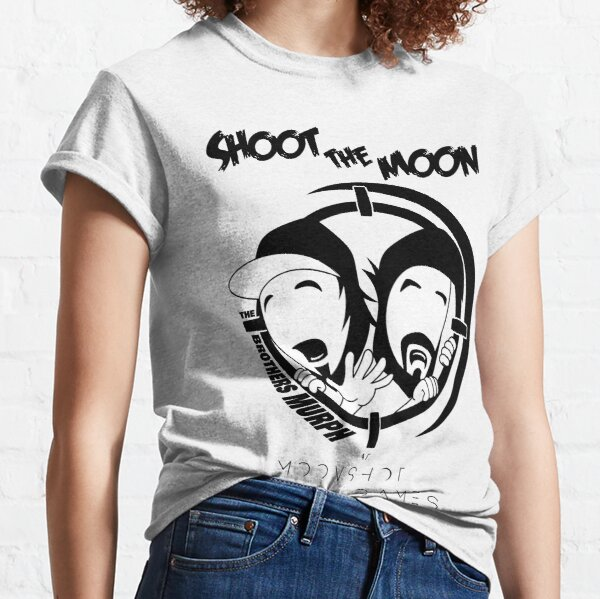 Shoot the Moon Classic T-Shirt