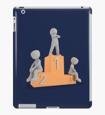 presentation ceremony iPad Case/Skin