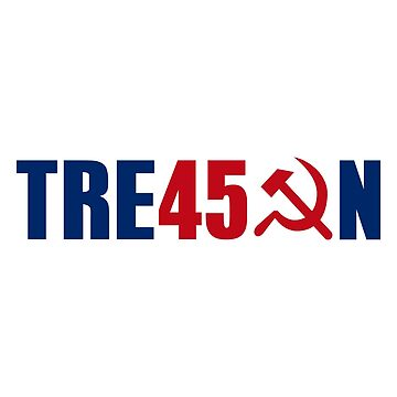 TREASON TRE45ON Hammer and Sickle by CafePretzel