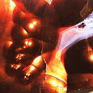 Dream of Soft Fire (Fire Agate) by Stephanie Bateman-Graham