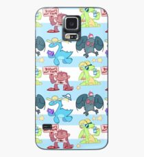 Cryptid Holiday Case/Skin for Samsung Galaxy