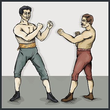 Old Timey Boxing by natsmith1