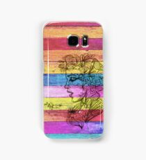 One Line Collection #2 Samsung Galaxy Case/Skin