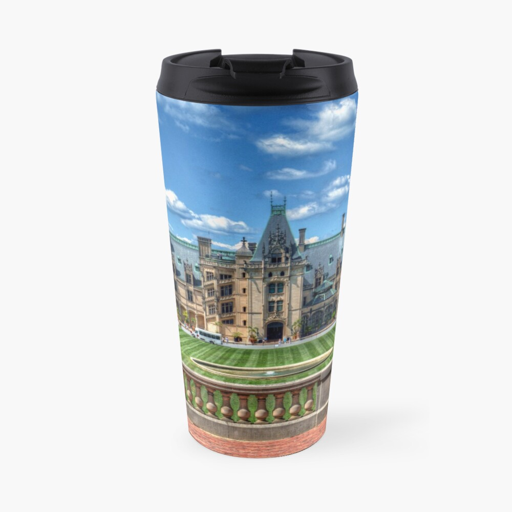 The Biltmore Estate  Travel Mug