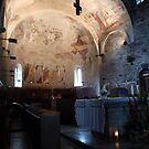 Abbey of Piona, the Main Altar by sstarlightss