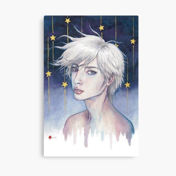 Starchild Canvas Print