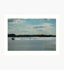 Lake Ford Art Print