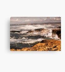 To Split Point,Point Roadknight,Anglesea,Great Ocean Road,Australia. Canvas Print