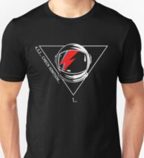 Ehrung für David Bowie ... Major Tom Slim Fit T-Shirt
