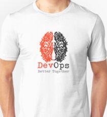 DevOps Better Together Unisex T-Shirt