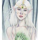 Little Forest Elf by agirlandher