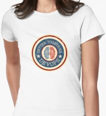 DevOps Better Together Women's Fitted T-Shirt