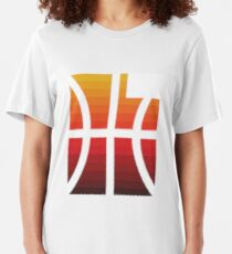 Utah Jazz Slim Fit T-Shirt