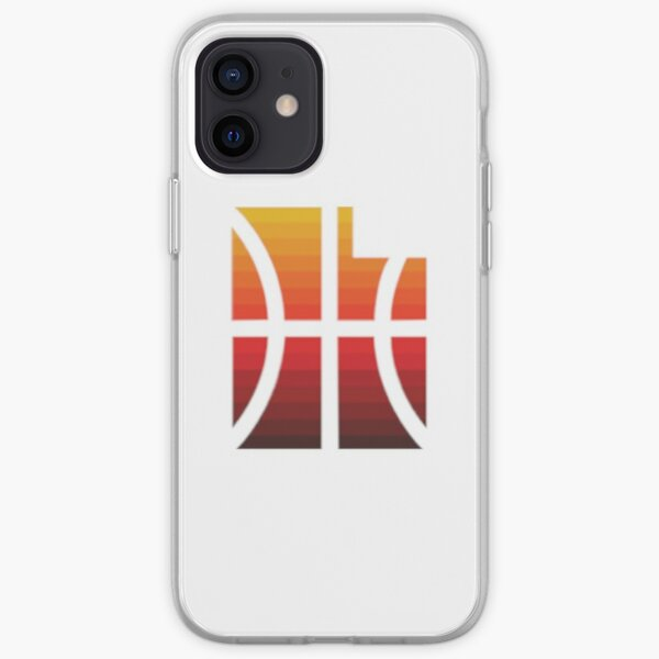 Utah Jazz iPhone Soft Case