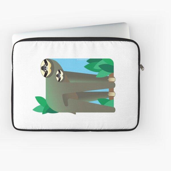 Sloth #3 Laptop Sleeve