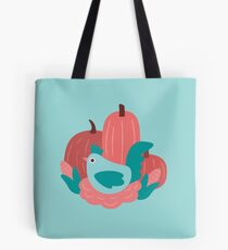 A Chicken Named Pumpkin Tote Bag