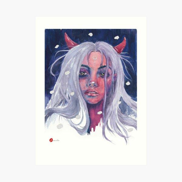 The Devil in You Art Print