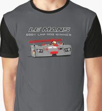 Le Mans Legend #1 - 2001 Graphic T-Shirt