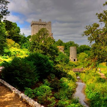 Blarney Castle and Gardens by tomg