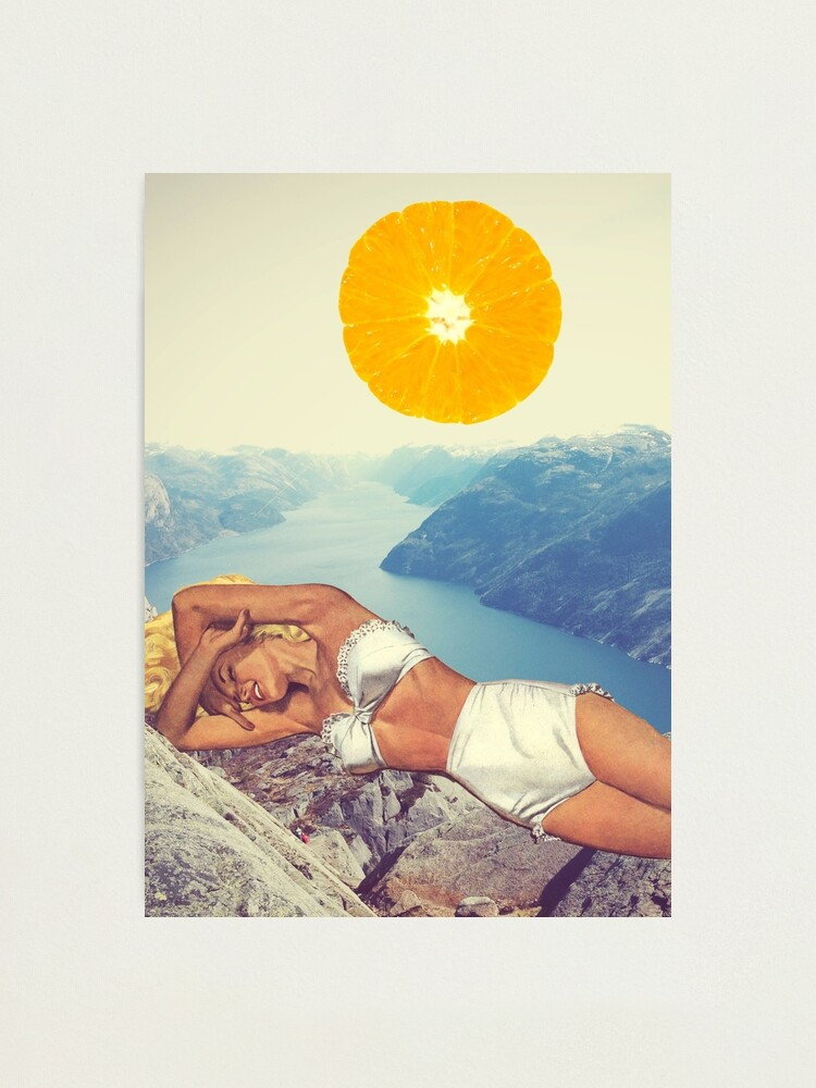 Alternate view of Vitamin Photographic Print