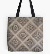 Arch Ceiling Tote Bag