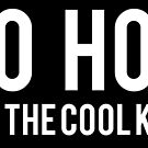 To hot for the cool kids (white) by LackaDaisy _